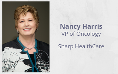 Nancy Harris (Sharp HealthCare)